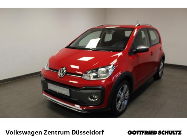 Volkswagen up! 1.0 cross *GRA*PDC*SHZ*FSE*, Jahr 2017, Benzin