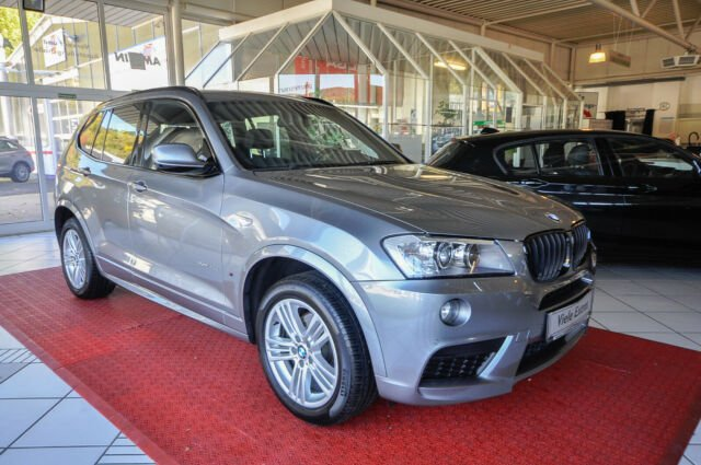 "BMW X3 xDrive20d ""M-SPORT/BI'XENON/NAVI/SHZ"", Jahr 2012, Diesel"
