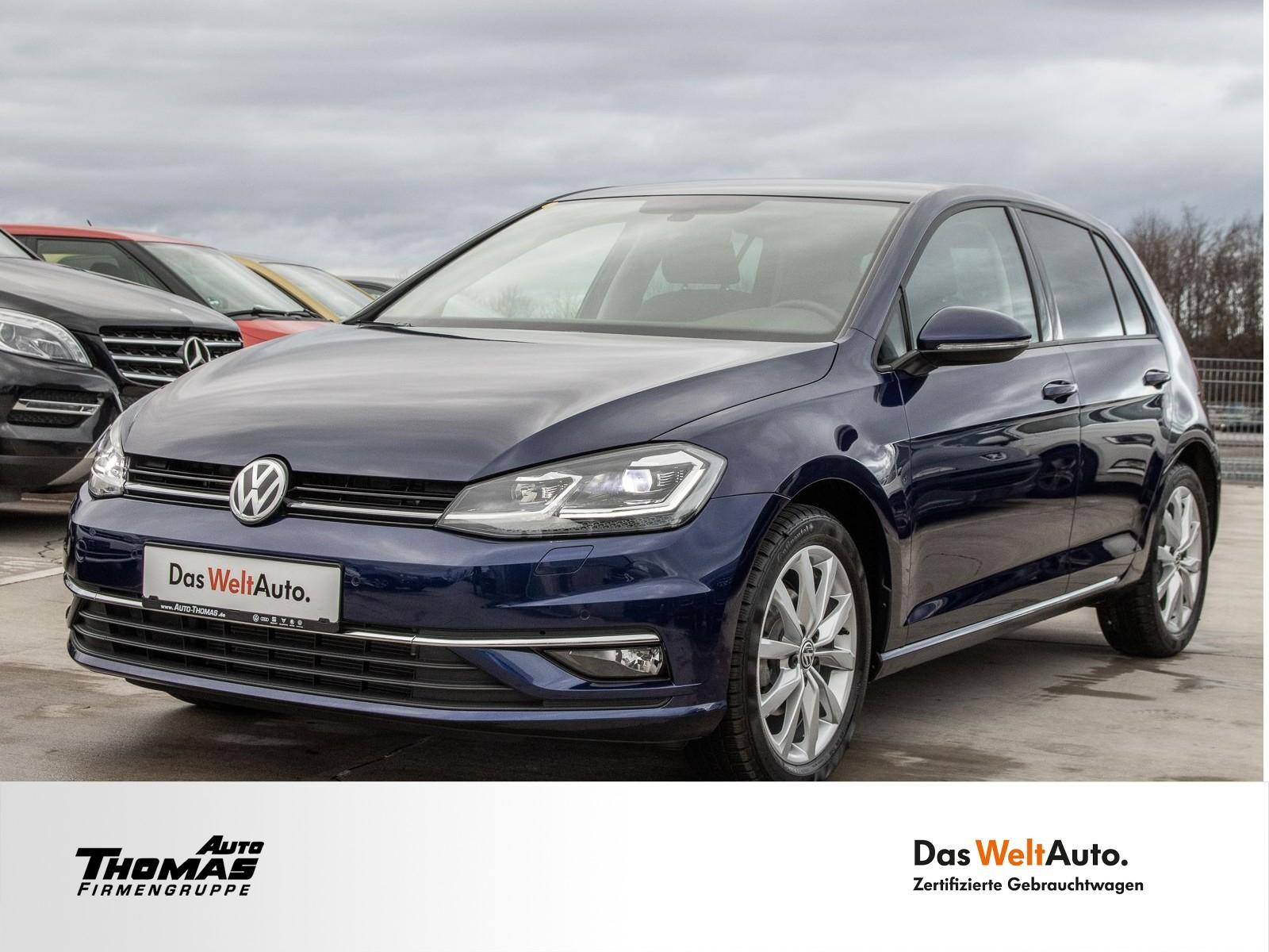 "Volkswagen Golf VII ""Comfortline"" 1.0 TSI LED+NAVI+ACTIVE, Jahr 2019, petrol"