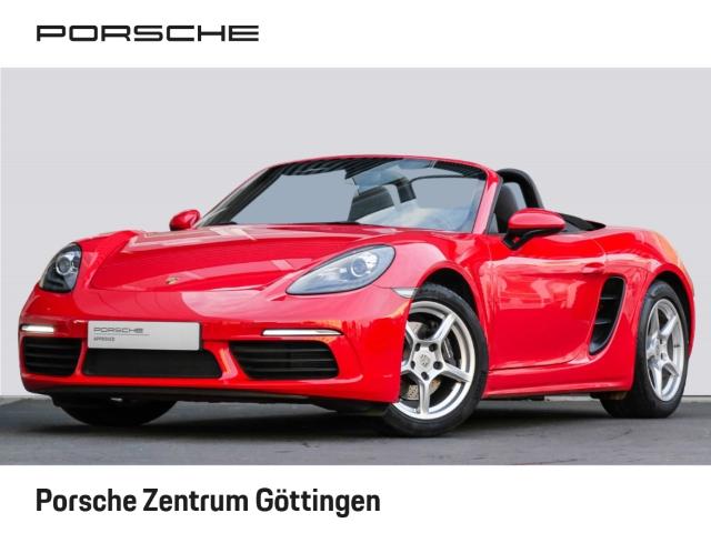 Porsche Boxster 718, Jahr 2016, Benzin
