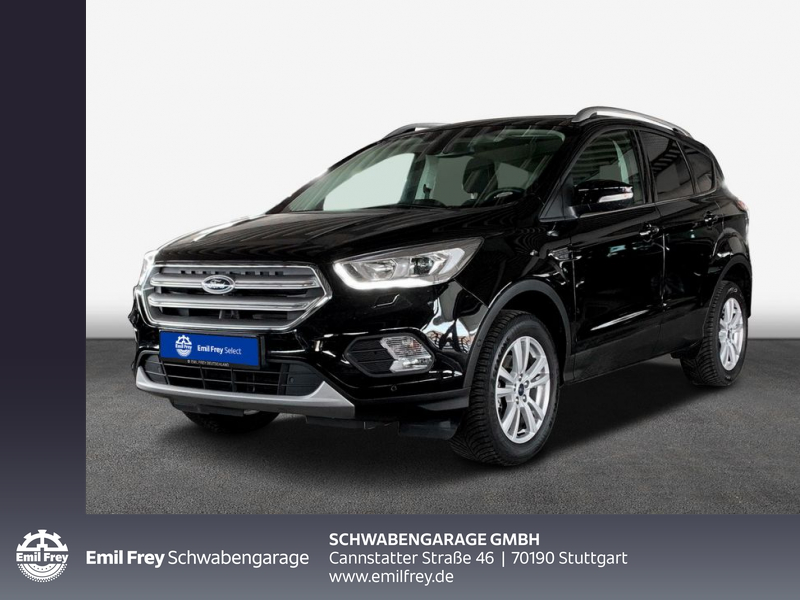 Ford Kuga 1.5 EcoBoost 2x4 Cool & Connect AHK Navi, Jahr 2019, Benzin