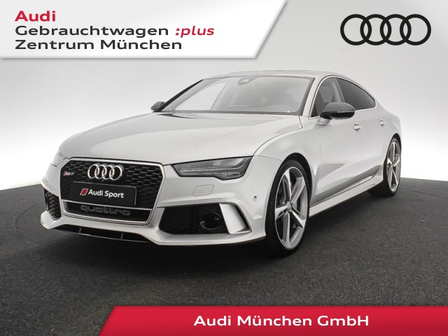 "Audi RS7 Sportback 4.0 TFSI performance UPE:163"" Dynamik+/RS-Sportabgas/B&Oadv, Jahr 2015, petrol"