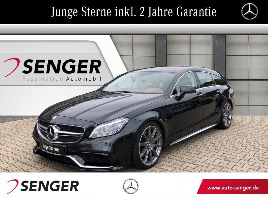 Mercedes-Benz CLS Shooting Brake (BM 218)(10.2012->), Jahr 2016, Benzin