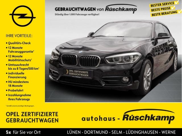 BMW 116 d Sport Line Navigation Park Distance Control, Jahr 2015, Diesel