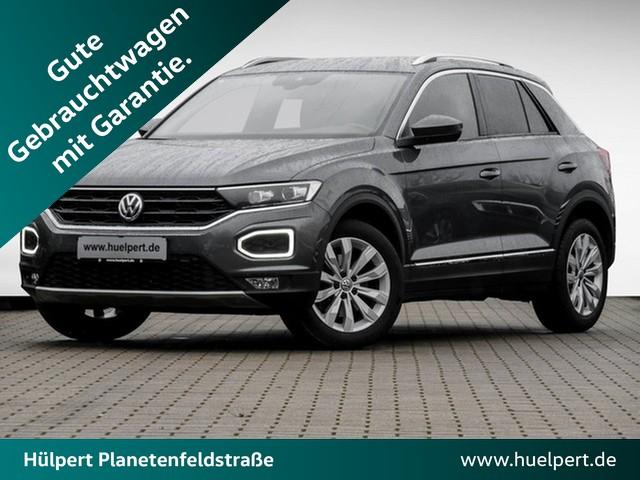 Volkswagen T-Roc 1.5 ACT Sport DSG LED NAVI DAB+ ACC ALU17 PDC ACTIVE INFO, Jahr 2019, Benzin