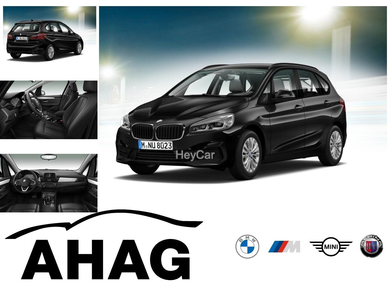 BMW 220 Active Tourer xDrive Steptronic Advantage Navi Automatik Leder Xenon LED Scheinwerfer, Jahr 2021, Diesel