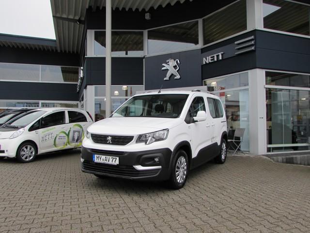 Peugeot Rifter Active L1 PureTech 110 S&S(EURO 6d), Jahr 2019, Benzin