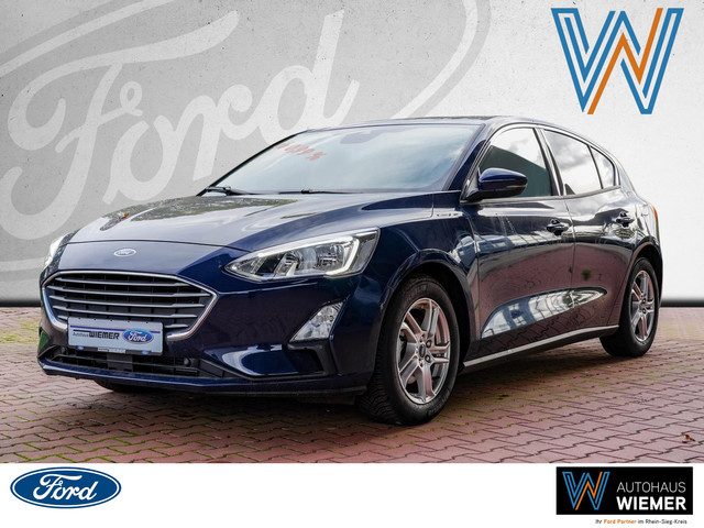 Ford Focus 1.0 EcoBoost Cool&Connect S/S 6-Gang Lim., Jahr 2018, Benzin