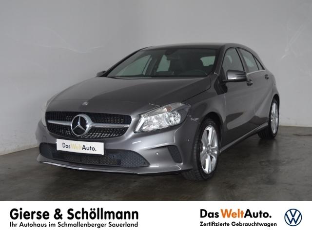 Mercedes-Benz A200 CDI DCT Urban NAVI+SHZ+EPH+KLIMA, Jahr 2015, Diesel
