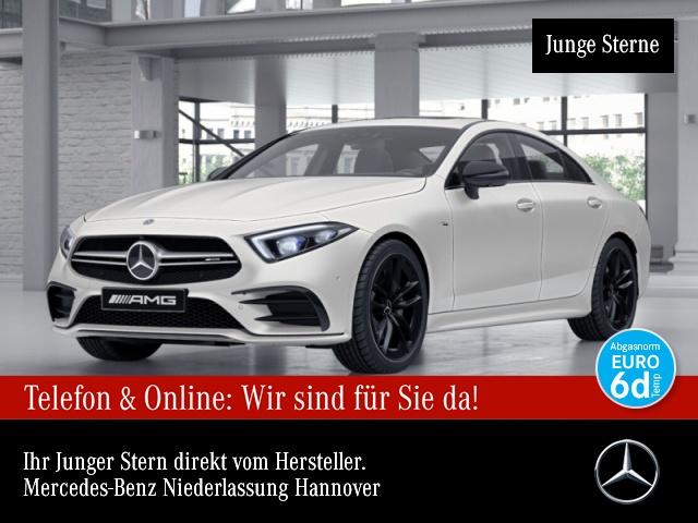 Mercedes-Benz CLS 53 AMG 4M+ FahrAss HuD MULTIBEAM WIDESCREEN, Jahr 2020, Benzin