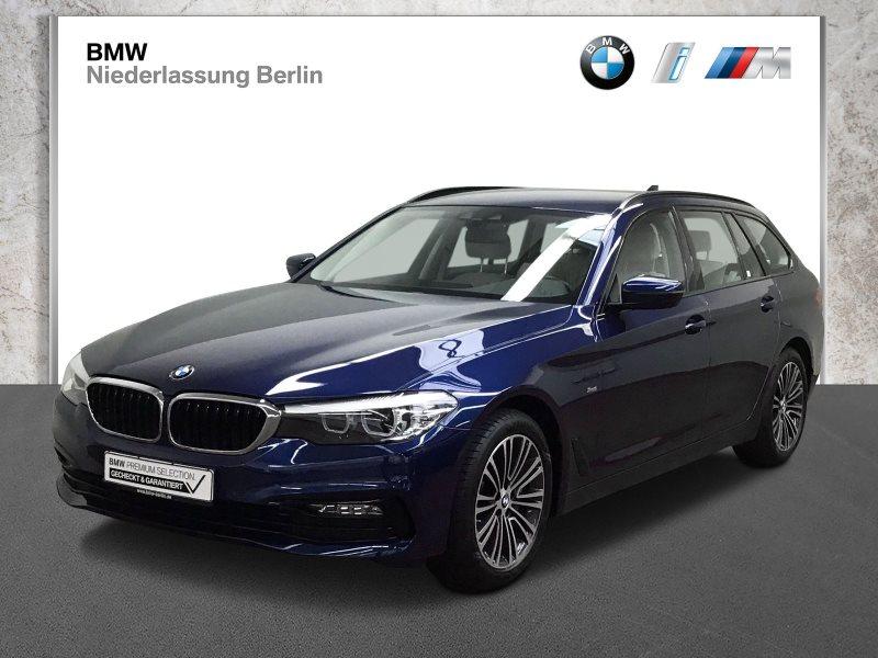 BMW 530i Touring EU6 Aut. !Achtung: Deutl.reduziert!, Jahr 2017, Benzin