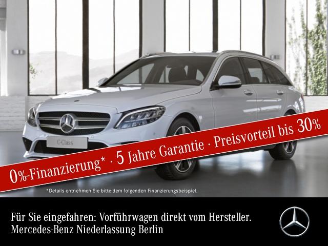 Mercedes-Benz C 160 T Avantgarde LED PTS 9G Sitzh Sitzkomfort, Jahr 2019, Benzin