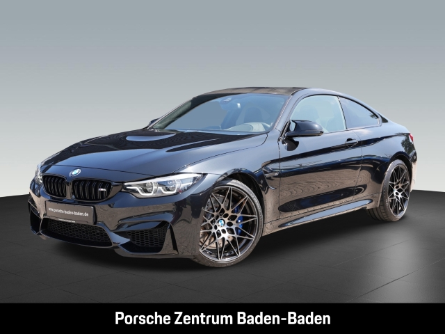BMW M4 Surround View Head Up Display 20 Zoll Komfortzugang, Jahr 2020, Benzin