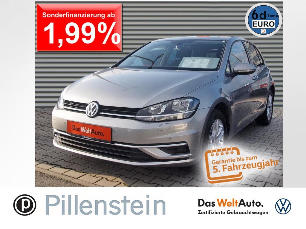 Volkswagen Golf VII 1.6 TDI Comfortline ACC SITZH KLIMA PDC, Jahr 2019, Diesel