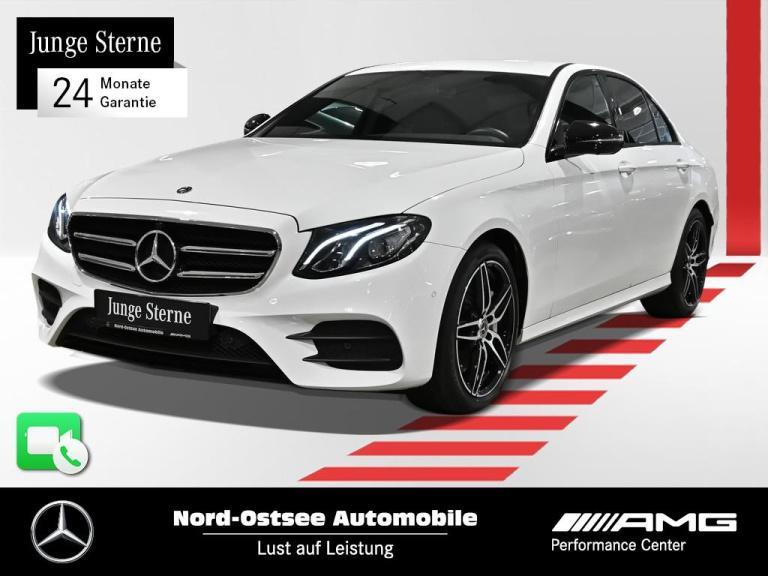 Mercedes-Benz E 300 AMG Night Widescreen Burmester Kamera, Jahr 2020, Benzin