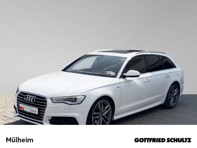 Audi A6 Avant 3.0 TDI quattro S-tronic PANO DAB STANDHEIZ. HEAD-UP KAMERA AHK, Jahr 2018, Diesel