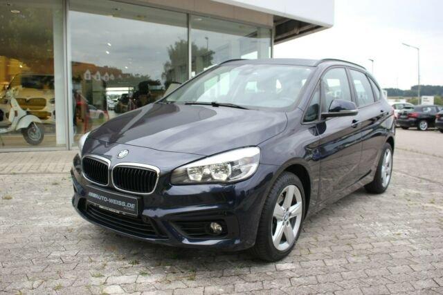 "BMW 218i AT NAVI SHZ PDC MFL BT CD 17""ALU Apple, Jahr 2017, Benzin"