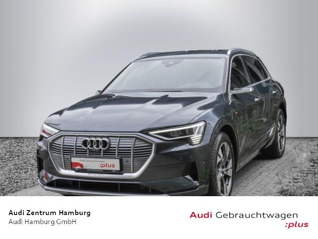 Audi e-tron 55 advanced quattro S LINE VIRTUAL AHK MATRIX-LED, Jahr 2019, Elektro