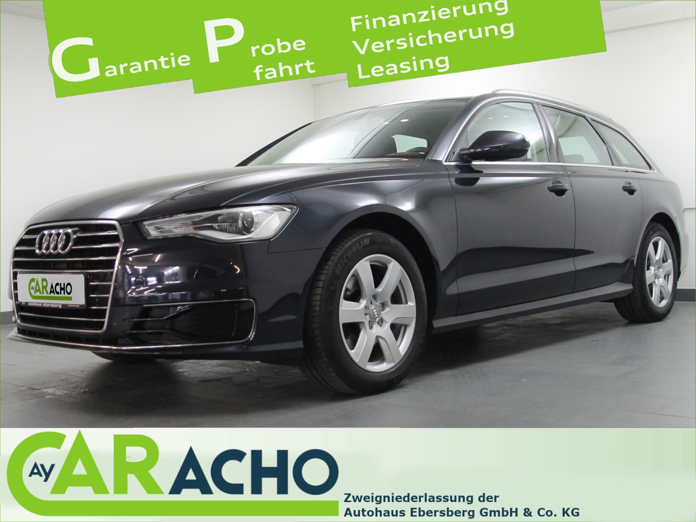 Audi A6 Avant 2.0 TDI Xenon Navi Rückfahrkamera, Jahr 2017, Diesel