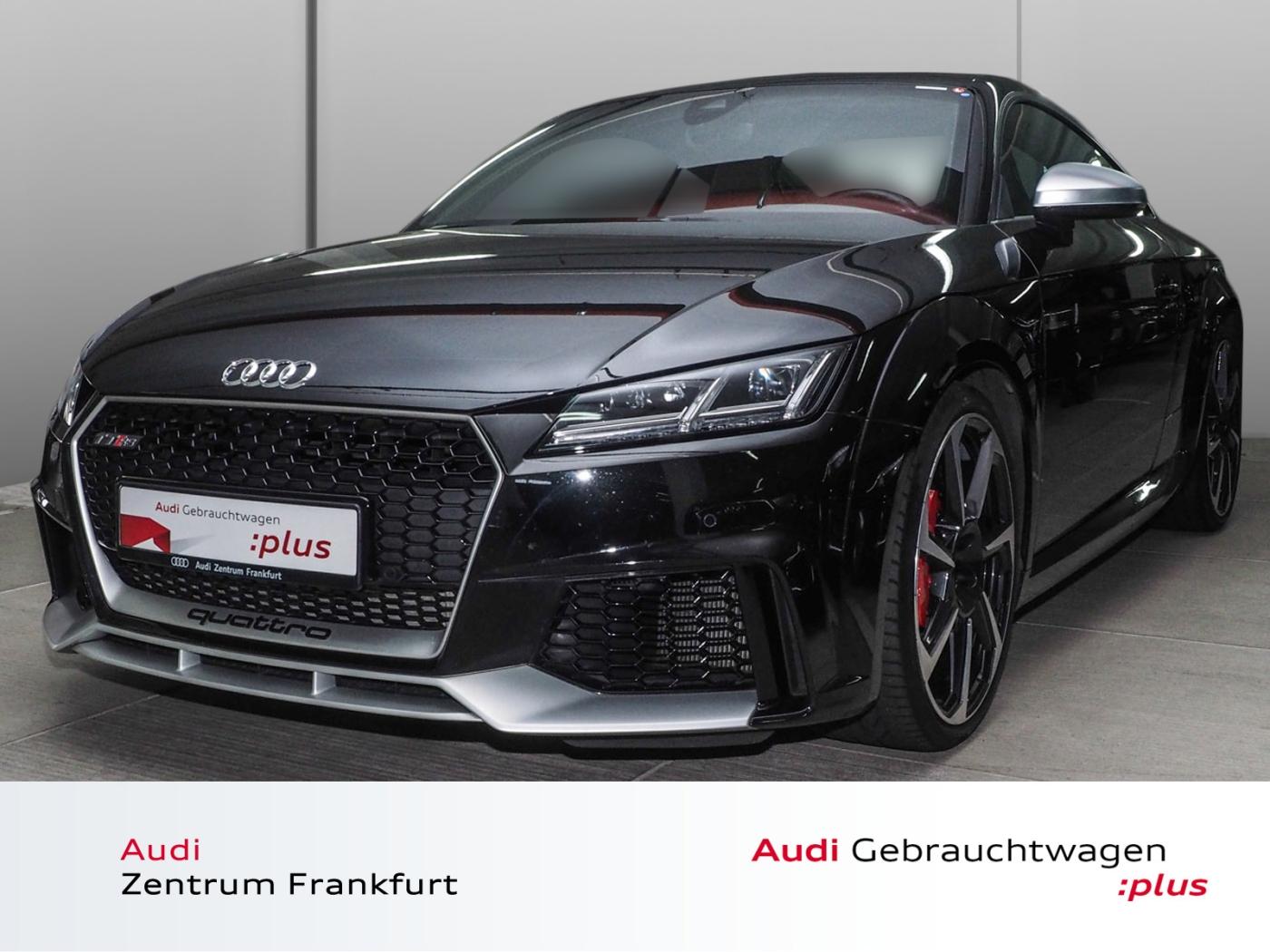 Audi TT RS Coupé 2.5 TFSI quattro S tronic Navi B&O M, Jahr 2018, Benzin
