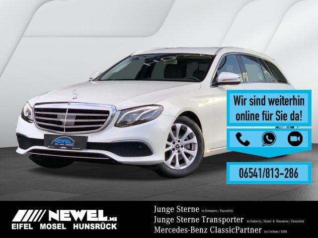 Mercedes-Benz E 300 d T EXCLUSIVE*DISTRONIC*KAMERA*COMAND*ILS, Jahr 2018, Diesel