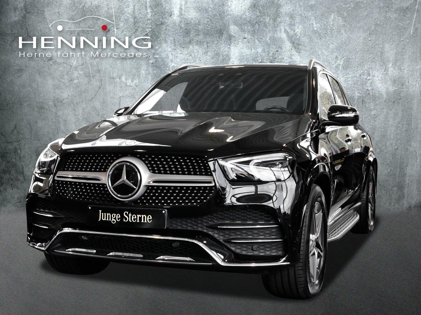 Mercedes-Benz GLE 400 d AMG 4M Airmatic Multibeam Pano Burmes, Jahr 2019, Diesel