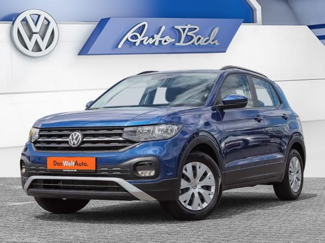 Volkswagen T-Cross 1.0 TSI OPF Climatronic Sitzheizung ACC, Jahr 2019, Benzin