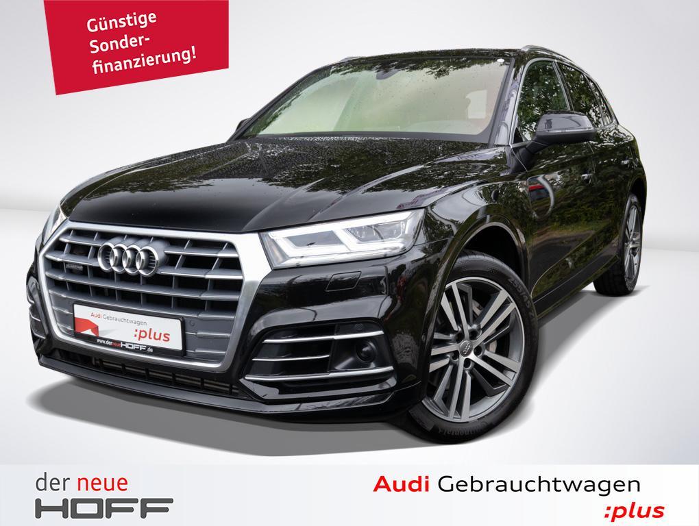 Audi Q5 3.0 TDI quattro S-Line Pano Virtual Leder Mat, Jahr 2018, Diesel
