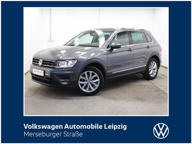 Volkswagen Tiguan 2.0 TDI Join *ACC*AHK*SHZ*PDC*, Jahr 2019, Diesel