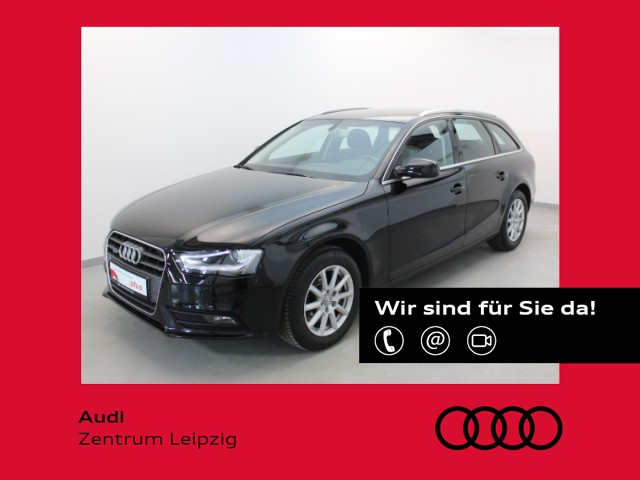 Audi A4 Avant 2.0 TFSI quattro *Xenon*AHK*, Jahr 2015, Benzin