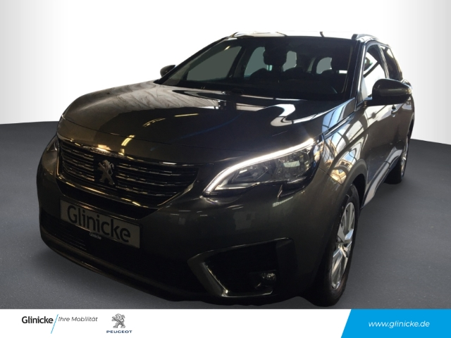 Peugeot 5008 Active 1.6 BlueHDi 120 FAP Navi Keyless Rückfahrkam. Fernlichtass. PDCv+h LED-hinten, Jahr 2017, Diesel