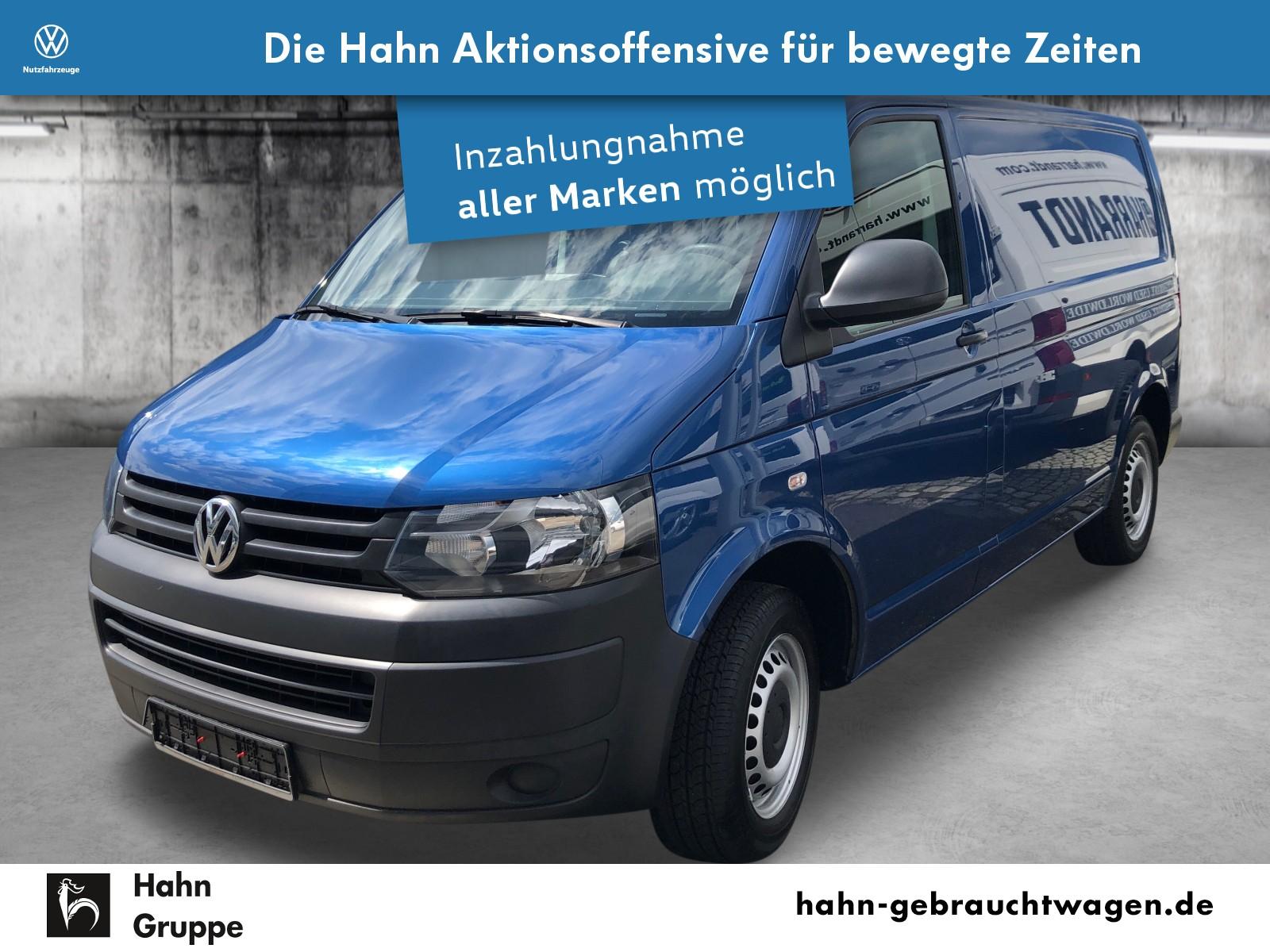 Volkswagen T5 Kasten AHK PDC Climatic Navi, Jahr 2015, Diesel