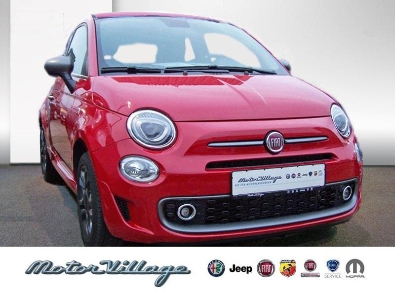 Fiat 500 1.2 8V Sport 51kW (69PS) Uconnect Klimaautom, Jahr 2020, Benzin