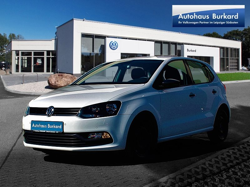 Volkswagen Polo Trendline, Jahr 2017, Benzin