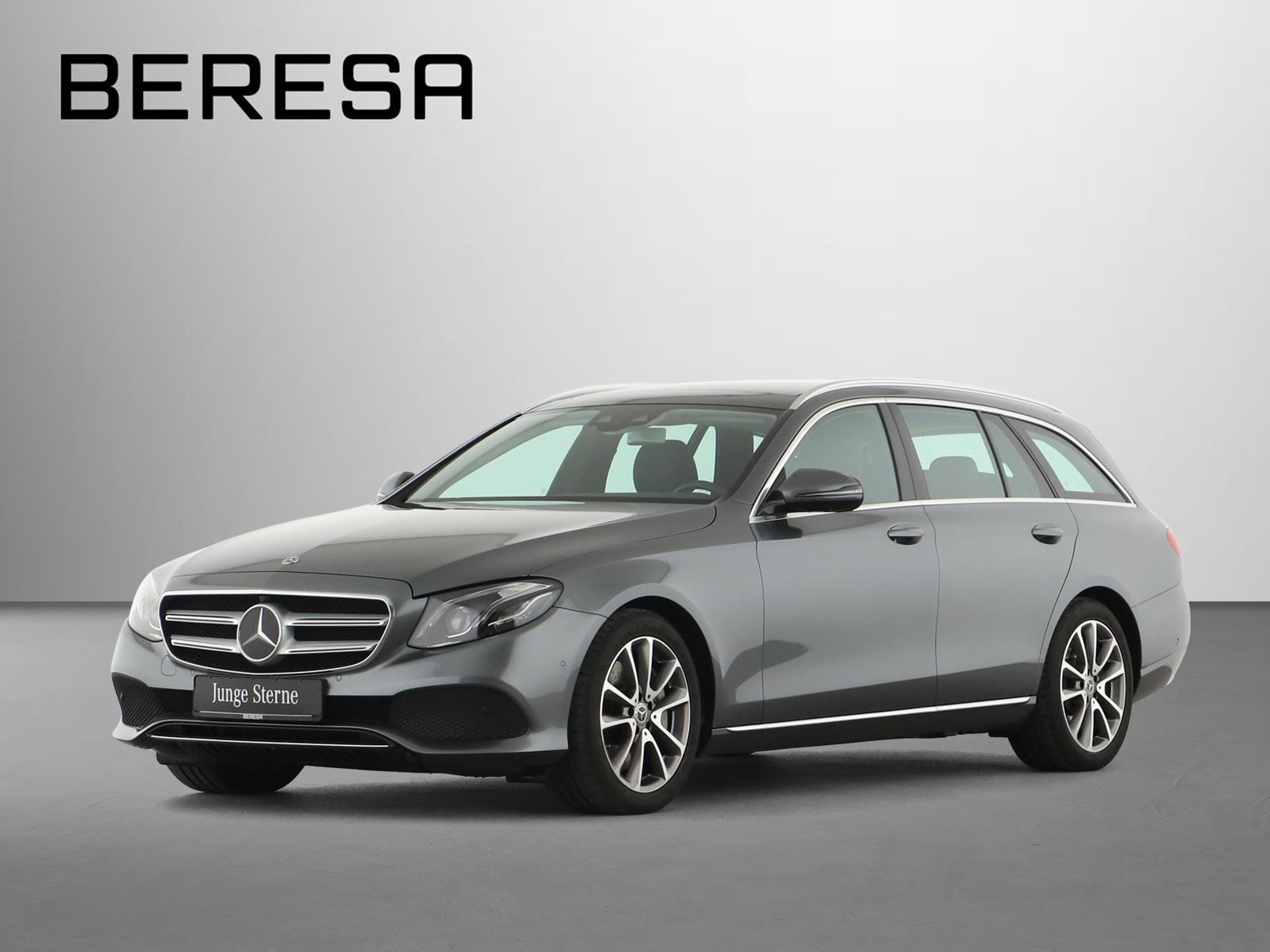 Mercedes-Benz E 450 T 4M Avantgarde Comand Fahrassist., Jahr 2018, Benzin