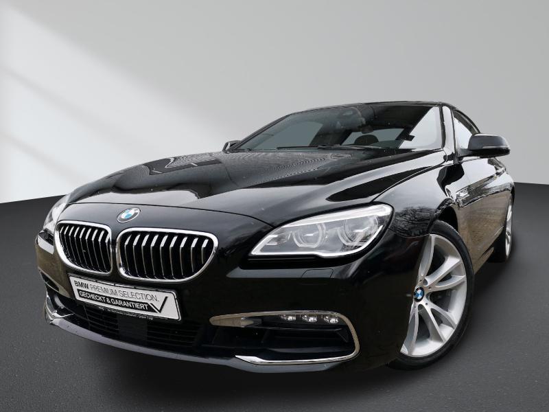 BMW 640i Coupé Sport-Aut. Navi Prof. Integral-Aktivlenk., Jahr 2016, Benzin