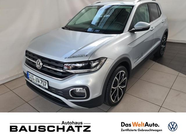 Volkswagen T-Cross 1.0 TSI OPF Style, Jahr 2020, Benzin
