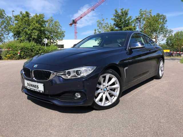 BMW 430d Coupe Advantage Automatik, Jahr 2016, Diesel
