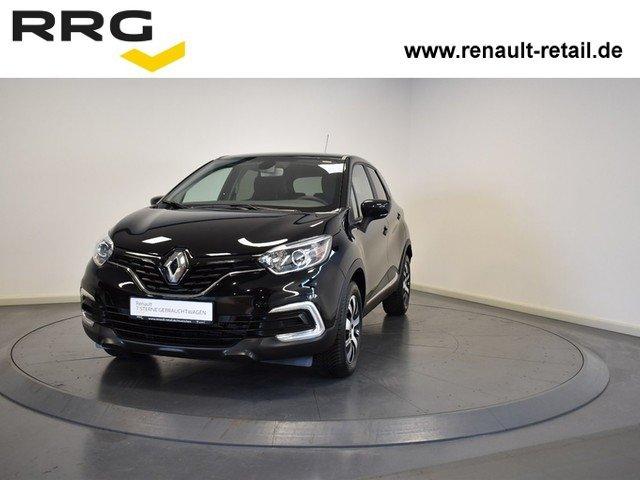 Renault CAPTUR 1.3 TCe 130 LIMITED Navi, Klimaautomatik,, Jahr 2019, Benzin