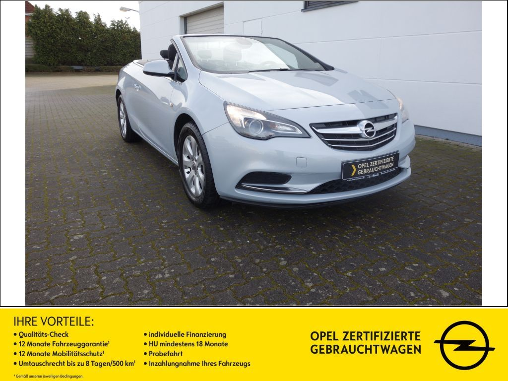 Opel Cascada 1.4 Turbo Edition AHK, Jahr 2013, Benzin