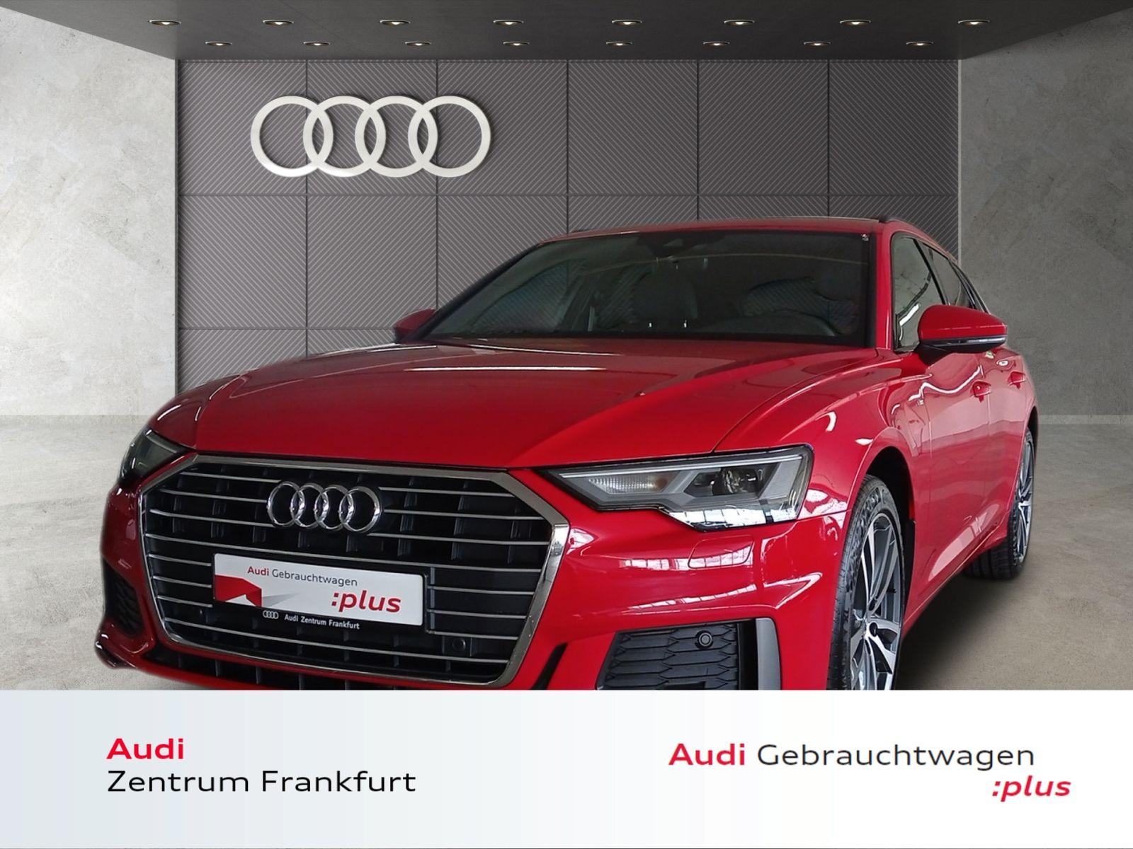 Audi A6 Avant 40 TDI S tronic S line Navi LED Tempomat, Jahr 2019, Diesel