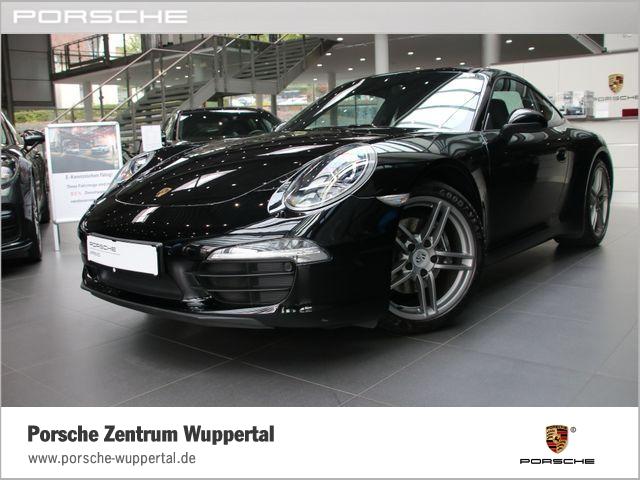 Porsche 991 911 Carrera Lenkradheizung Sitzbelüftung PCM Navigation, Jahr 2012, petrol