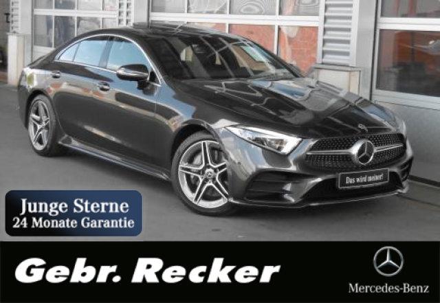 Mercedes-Benz CLS 400 d 4M AMG Luftfederung Standh. Distr. SHD, Jahr 2019, Diesel