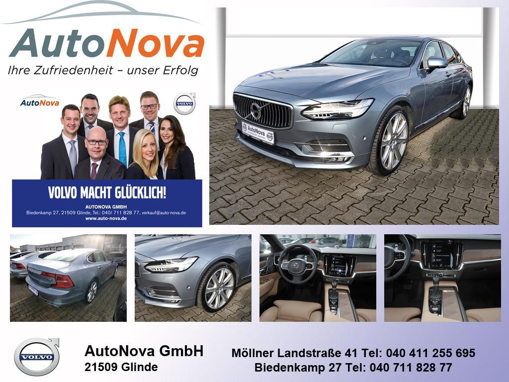 Volvo S90 T6 AWD Inscription Memory Navi Glasdach, Jahr 2016, Benzin