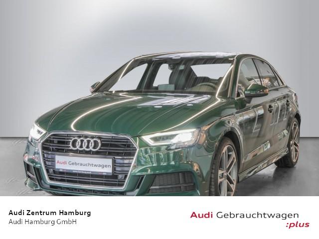 Audi A3 Limousine 35 TFSI sport S tronic S LINE STANDHZG MATRIX, Jahr 2019, Benzin