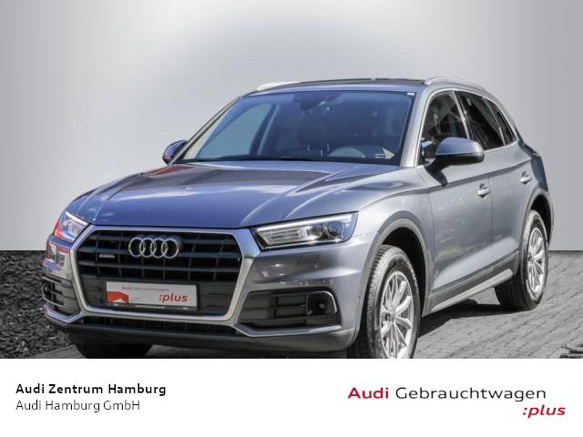 Audi Q5 2,0 TDI quattro S tronic ACC NAVI-PLUS, Jahr 2018, Diesel