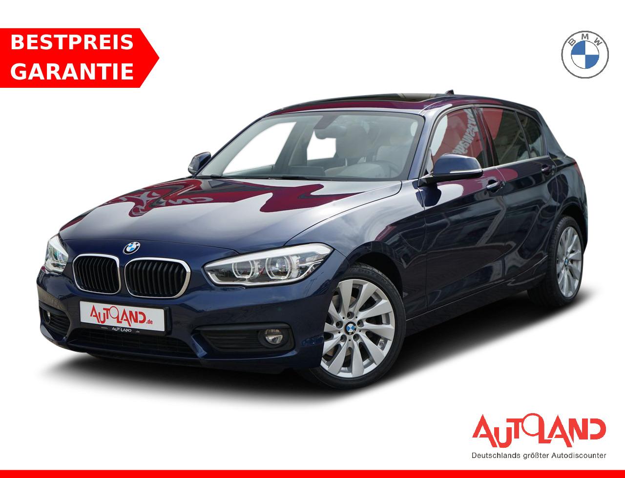 BMW 125, Jahr 2015, Benzin