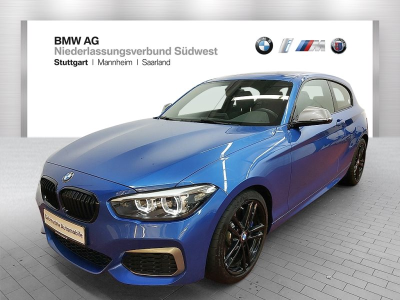 BMW M140i xDrive 3-Türer M Sportbr. HiFi LED GSD, Jahr 2017, Benzin