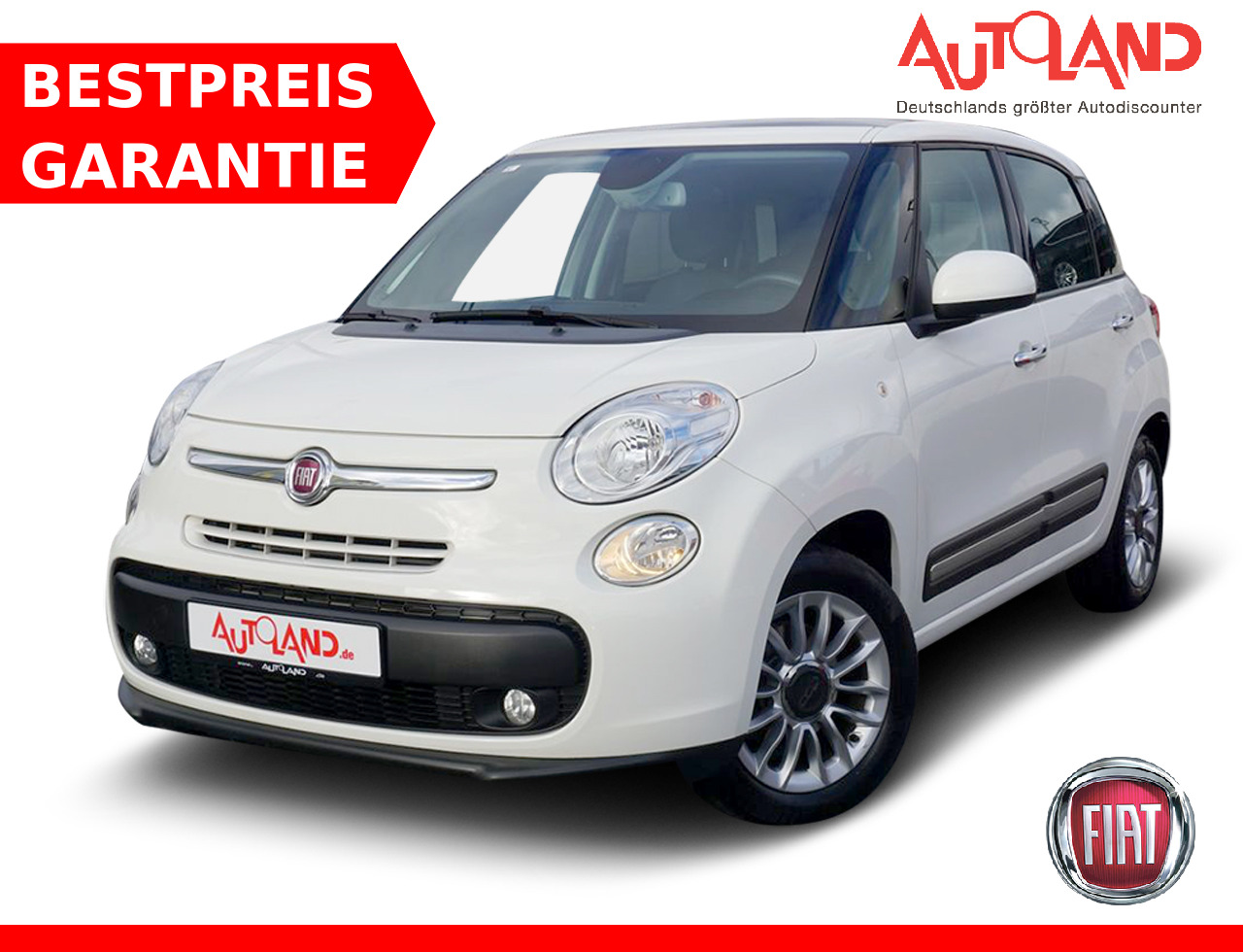 Fiat 500L, Jahr 2013, Benzin