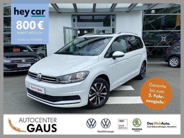 Volkswagen Touran United 1.5 TSI 7-Sitzer Pano Navi, Jahr 2020, Benzin